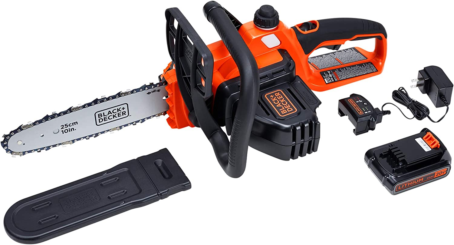 BLACK+DECKER LCS1020 Chainsaws product image 1