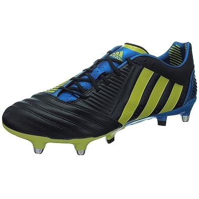 Adidas Predator Incurza XTRX SG Punjab Lime Bright Blue Rugby Boots  G60023  535372b399