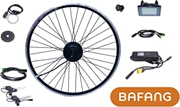 Bafang E-Bike BF-RWDC-50048-G040-275 - Kit de conversión para ...