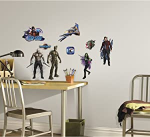 RoomMates Guardians of the Galaxy Peel and Stick Wall Decals