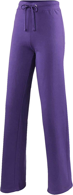 Awdis - Pantalones de chándal para mujer/chica (XS/Azul marino ...