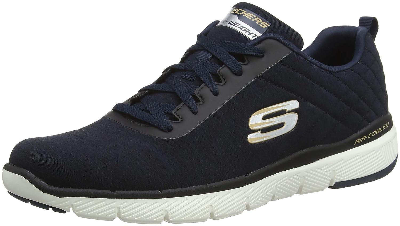 Skechers Flex Advantage 3.0-Jection, Zapatillas Deportivas para Interior para Hombre