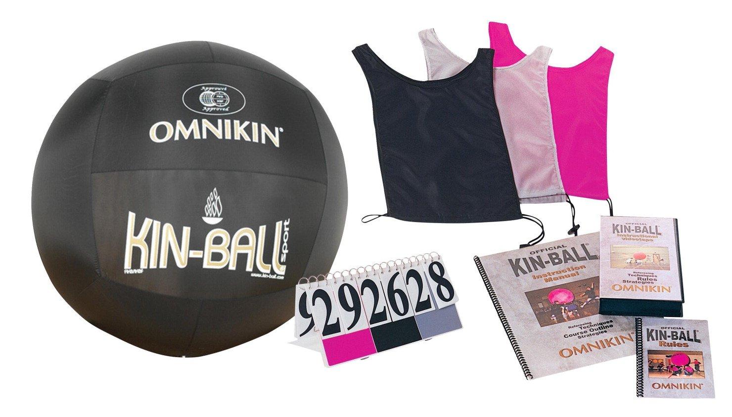 Omnikin Kin-Ball Juego completo de deporte: Amazon.es: Amazon.es