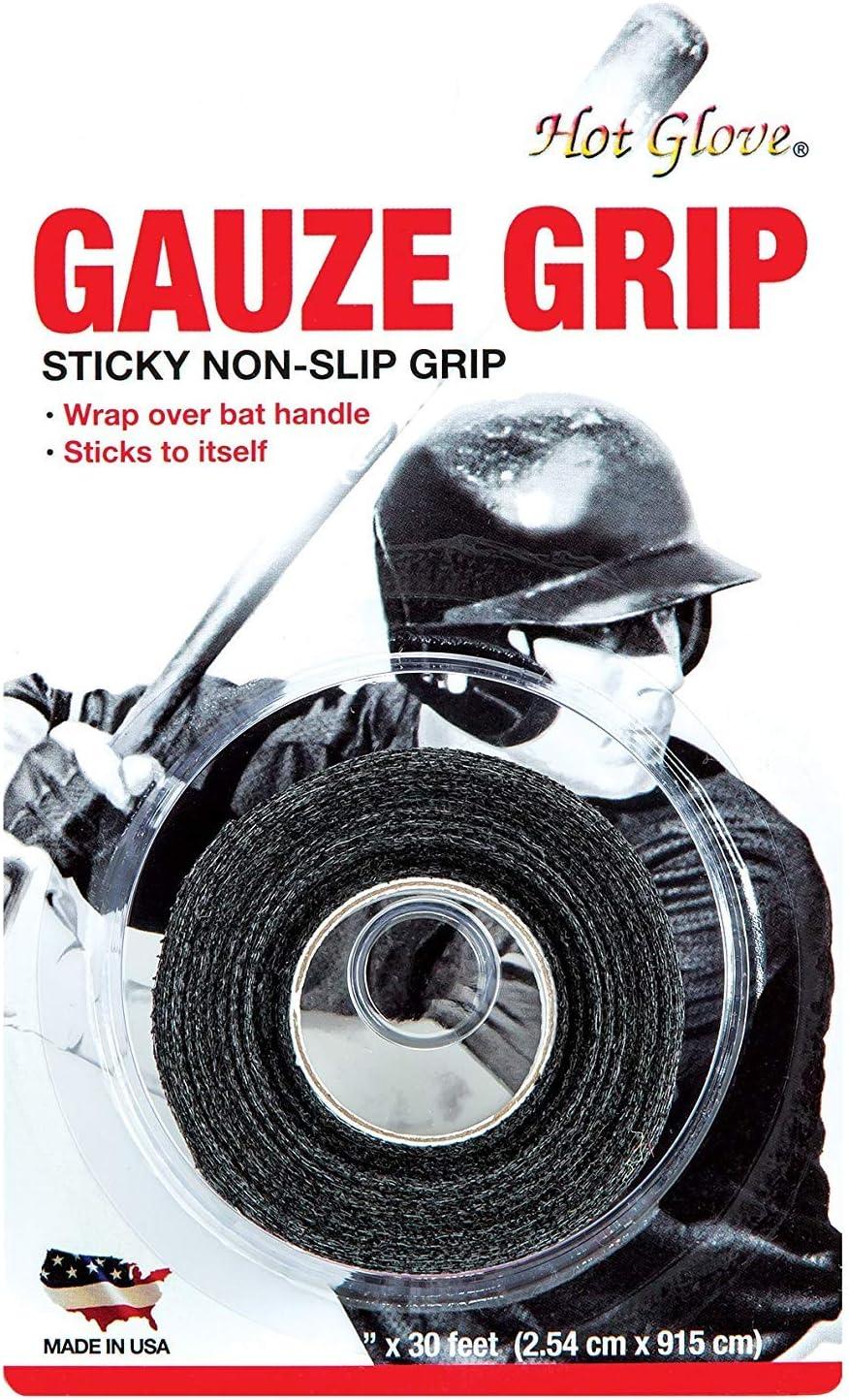 Unique Athletic-baseball /& Softball Gauze Grip Bat Tape Each Roll 2209 2-Pack