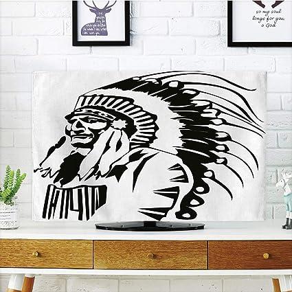 Amazon com: MIGAGA LCD TV Premium Cover Multi Style,Tribal