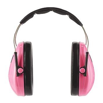 6d65beaff0e66 3M PELTOR Kids Ear Muffs Pink H510AK-442-RE  Amazon.co.uk  Business ...