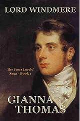 Lord Windmere (The Four Lords' Saga Book 1) Kindle Edition