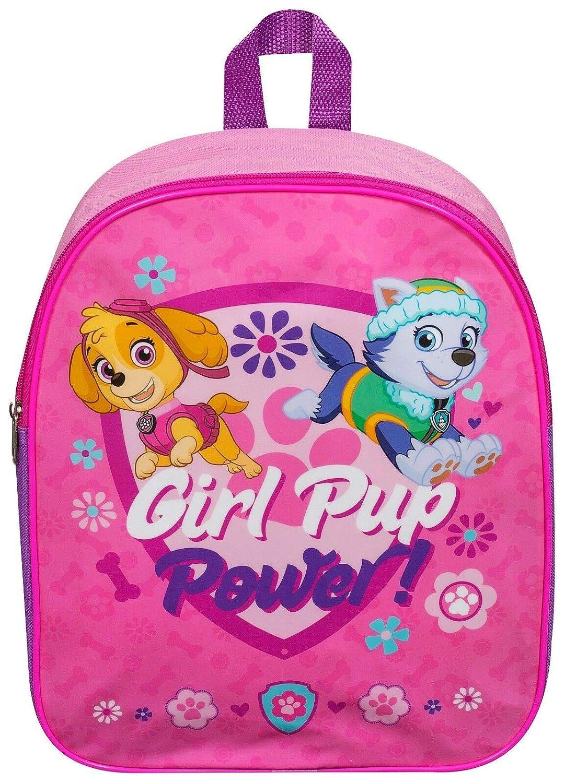 Pink Girl Pup Power 13 Sambro PWP3-8039-FO Paw Patrol Backpack