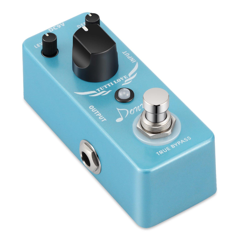 Donner - Pedal de efecto chorus para guitarra: Amazon.es: Instrumentos musicales