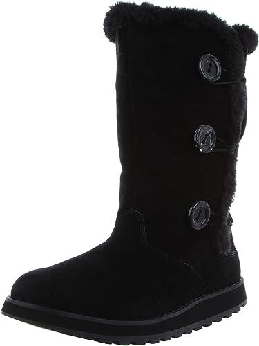Skechers48022 48022 Femme, Noir (Noir), 38.5 EU: