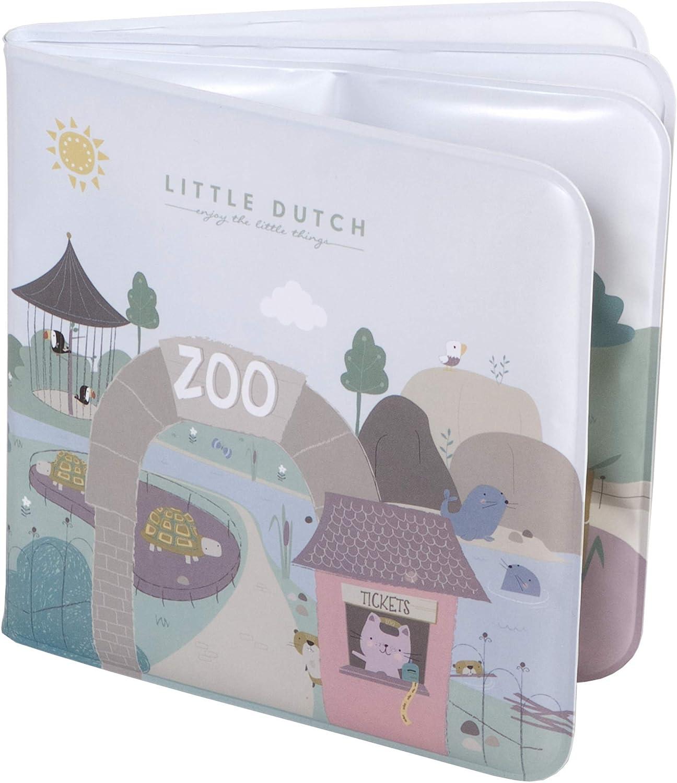 Van Der Meulen Little Dutch 2001387 Badebuch Zoo