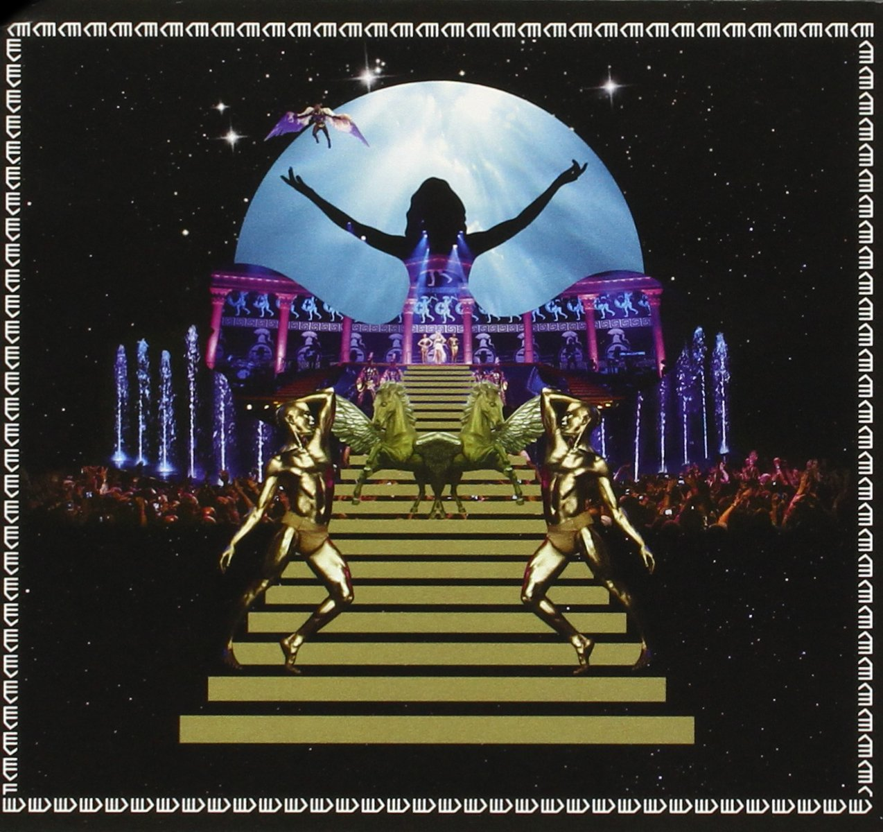 Aphrodite: Les Folies (2 CD + DVD) by Astralwerks