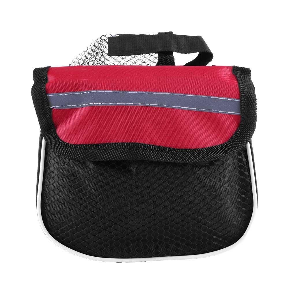 xintiandi Bike bag–MTB strada bicicletta telaio superiore supporto fotocamera del telefono Storage Bag equitazione Gear, Blue
