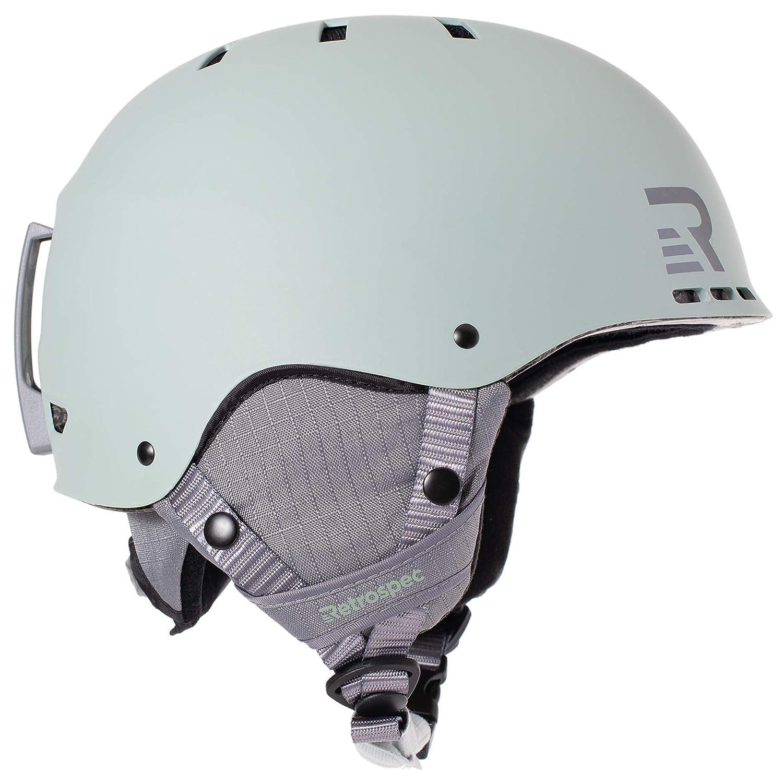 Retrospec H2 Ski Helmet