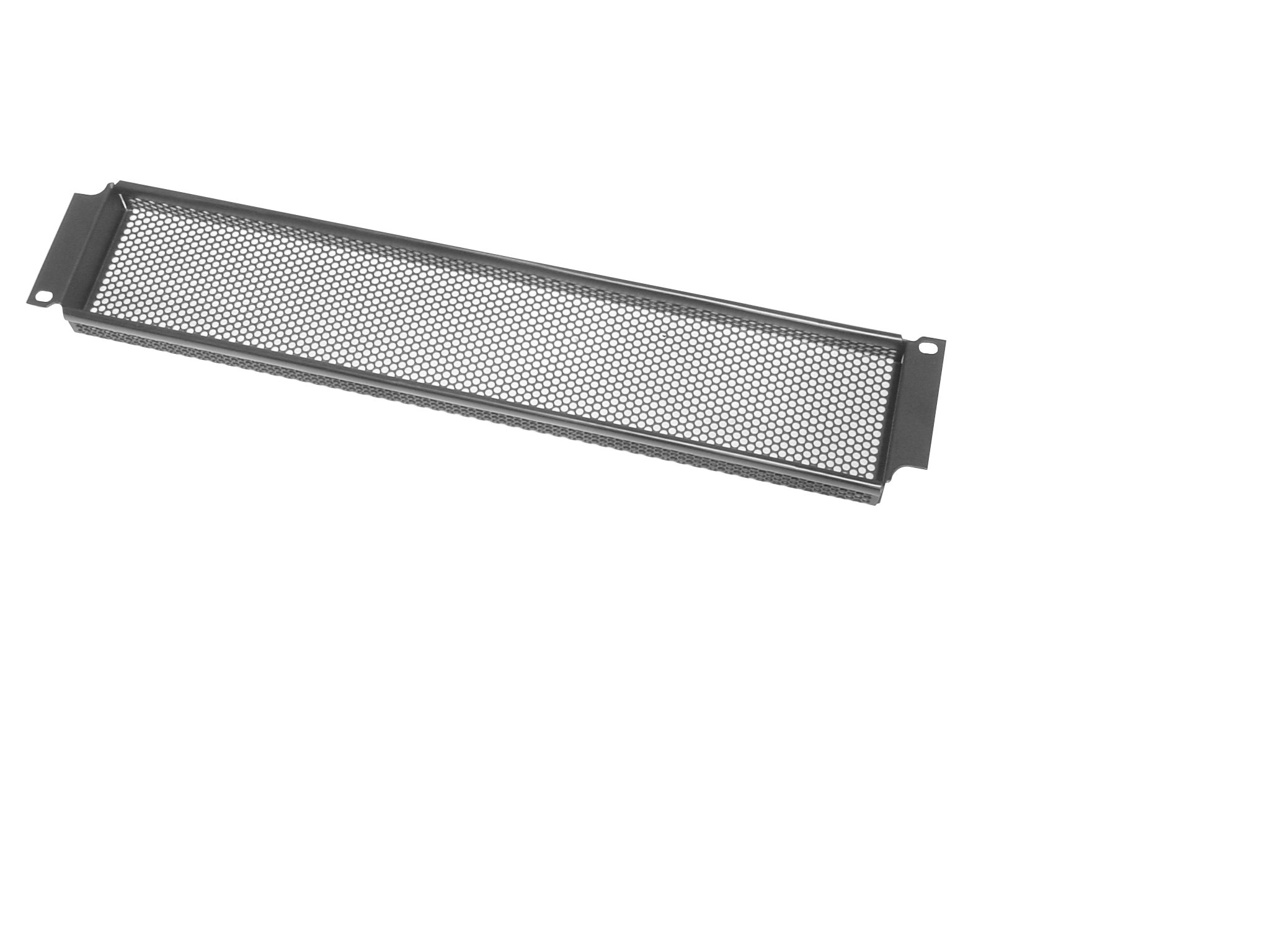 Odyssey ARSCLP02 2 Space Large Perforated Security Cover Rack Accessory