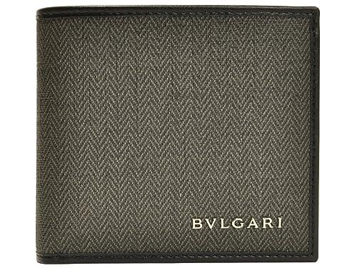 promo code 775ab 24a15 Amazon | (ブルガリ) BVLGARI 財布 サイフ 二つ折り財布 ...
