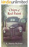Chips of Red Paint