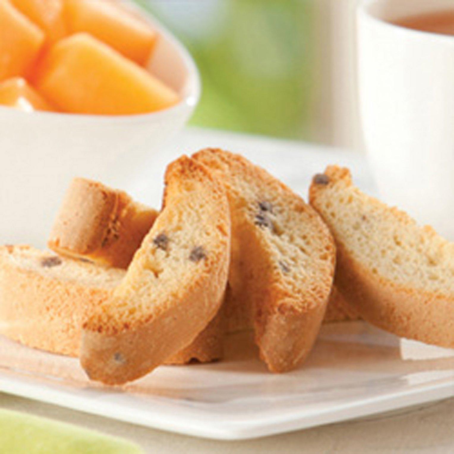 Healthy Diet Almond Chip Biscotti (7 oz bag)