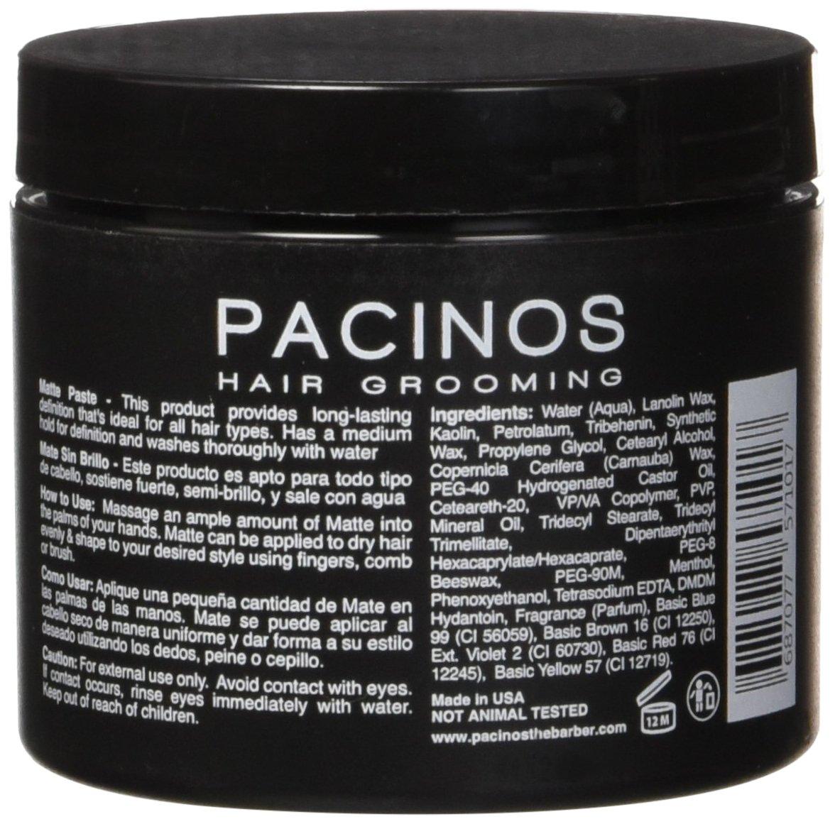Pacinos Matte, 4 Ounce by Pacinos (Image #1)