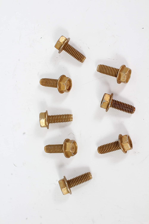 MTD 710-0650 PK4 Hex Head Self Tapping Screws