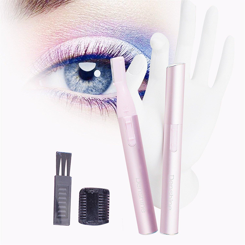 Icarekit Portable Bikini Line Hair Trimmer Electric Eyebrow Shaver Face Body Hair Razor