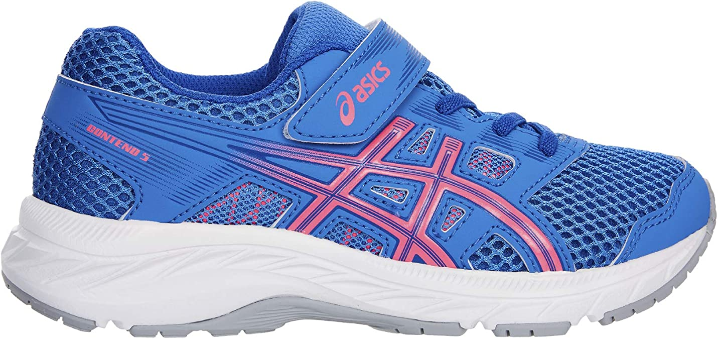 ASICS Gel-Contend 5 PS Junior Zapatillas para Correr - SS19: Amazon.es: Zapatos y complementos
