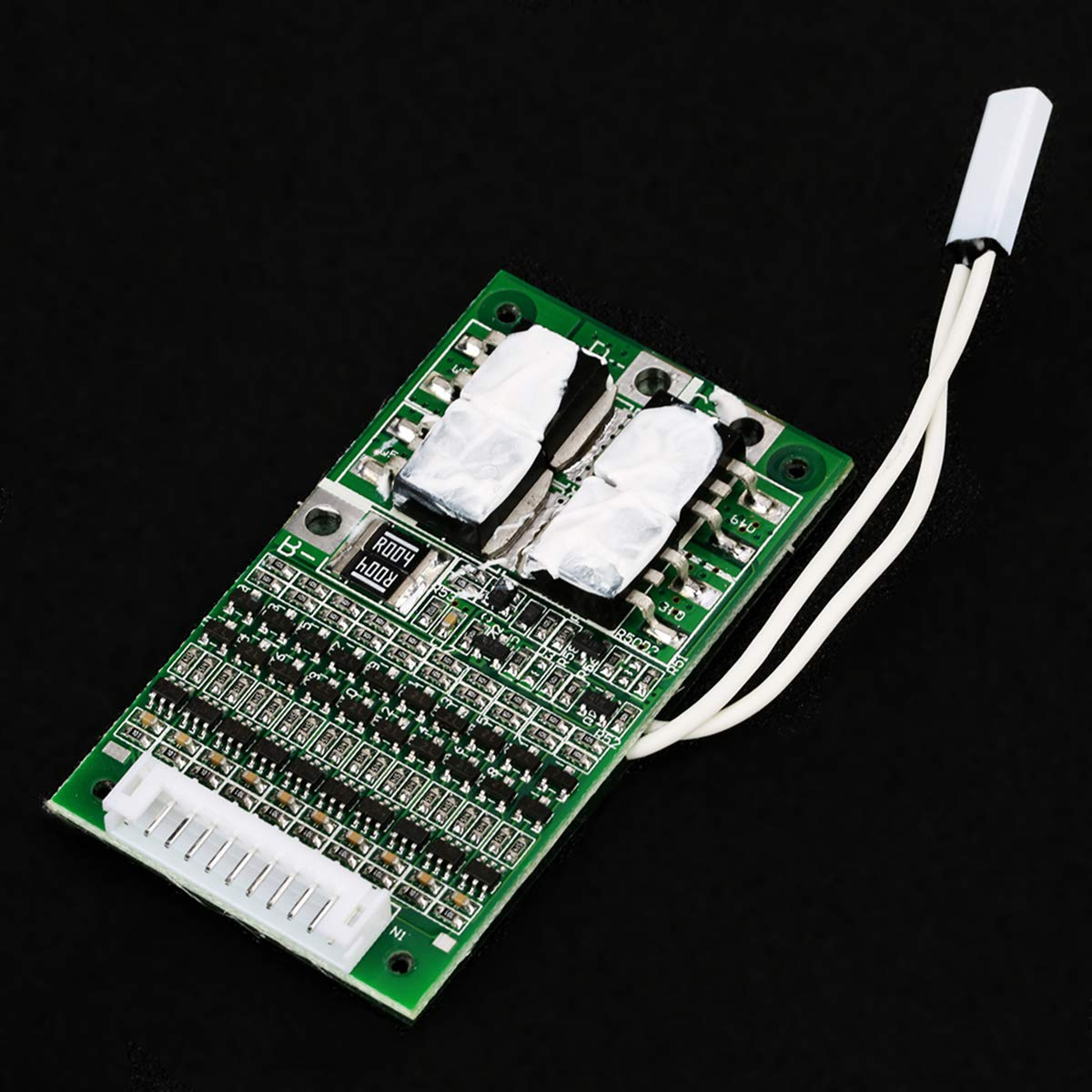 10S 36V 30A Li-ion Cell 18650 Battery Protection BMS PCB Board Free Shipping