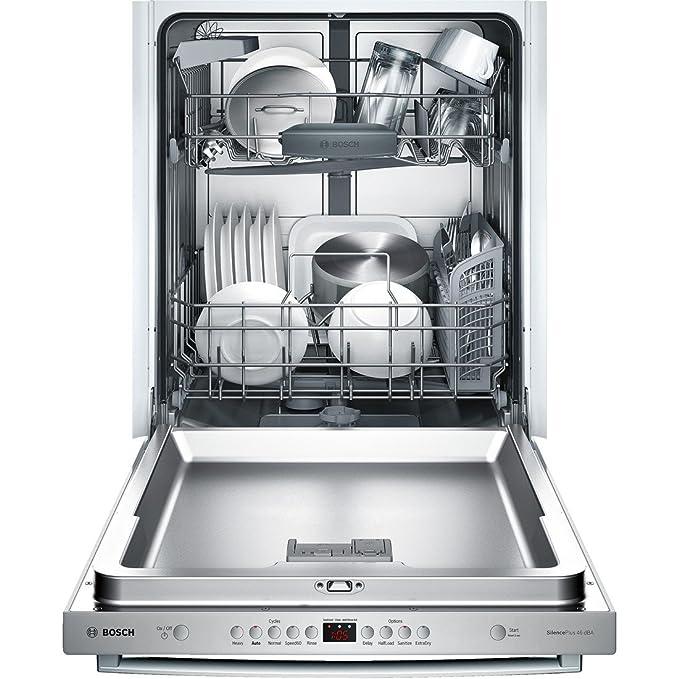 amazon com shx5av55uc 24 ascenta energy star rated dishwasher with rh amazon com Maytag Dishwasher Repair Diagram Bosch Dishwasher Electrical Connection