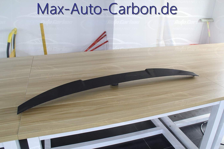 MAX AUTO CARBON Abrisskante Heck Spoiler Heck Lippe passend f/ür A3 S3 RS3 8V