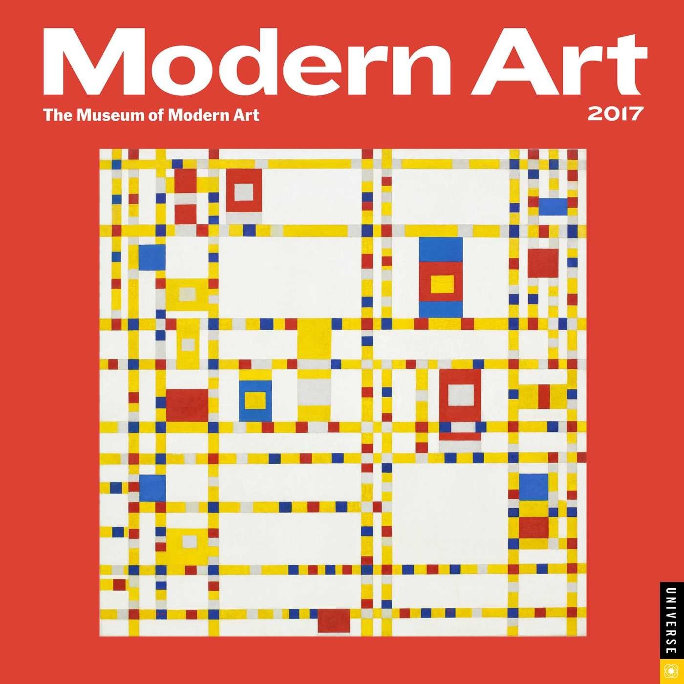 Modern Art 2017 Wall Calendar: The Museum of Modern Art ...