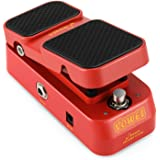 Donner 2 in 1 Vowel Mini Active Wah Volume Effect Guitar Pedal