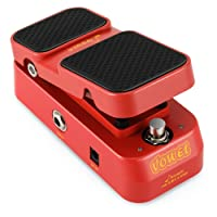 Donner Vowel Mini Active Wah Volume Effect Guitar Pedal 2 in 1