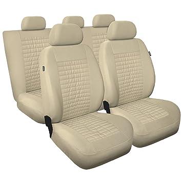 CM-B Universal Auto schonbezug Set Sitzbezüge für BMW 3er E46 E90 F30 G20 G21