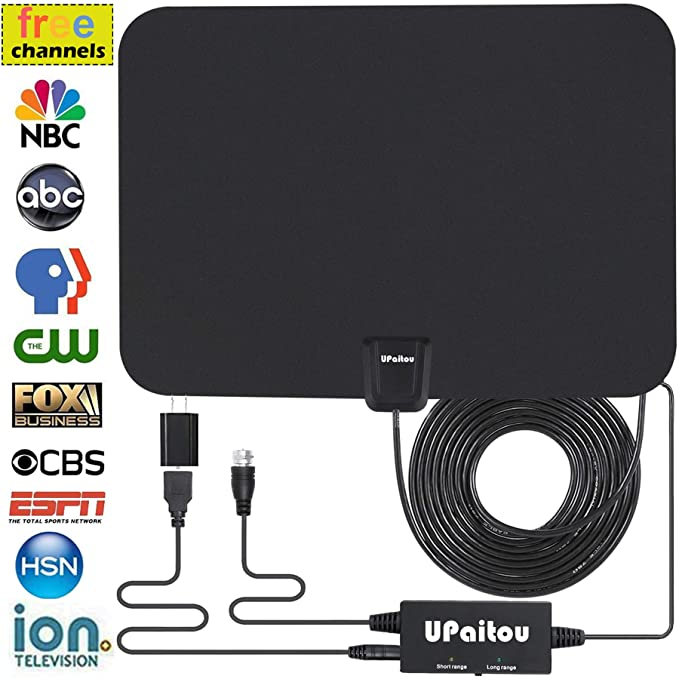 Review Digital HD TV Antenna,