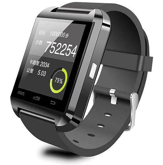 cyt Smartwatch U8 reloj deporte Bluetooth 3.0 pulsera de ...