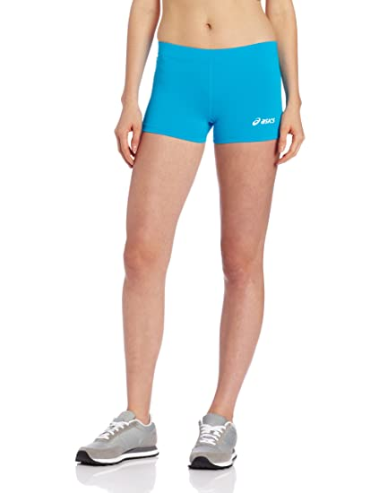 e0468d4d5681 Amazon.com   ASICS Women s Low Cut Shorts   Athletic Shorts   Clothing