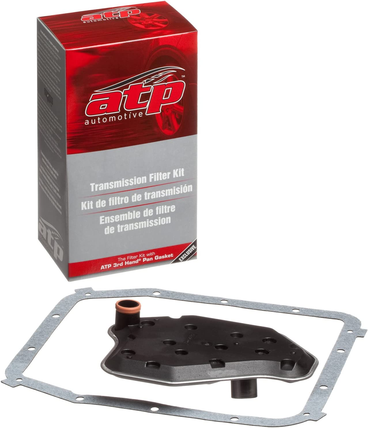 Auto Trans Filter Kit-Transmission Filter Wix 58955