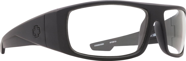 3b76169c84 Amazon.com  SPY Optic Logan Wrap Sunglasses