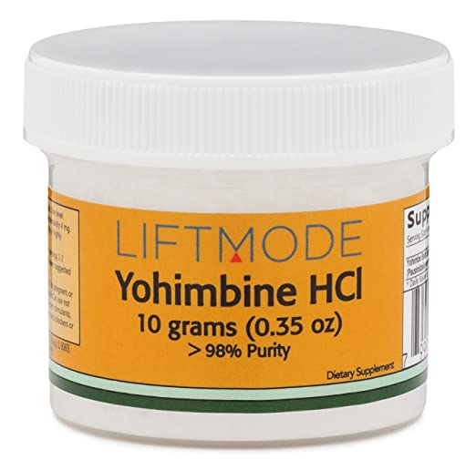Product thumbnail for LiftMode Yohimbine HCl