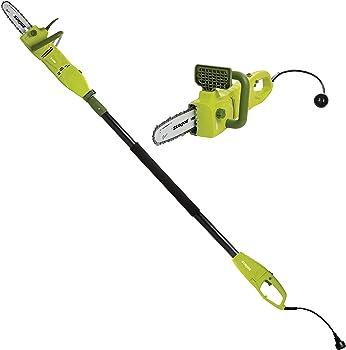 Sun Joe SWJ806E Pole Chain Saw