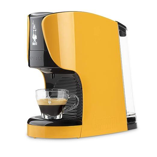Bialetti Opera - Máquina de café expreso para cápsulas de aluminio ...