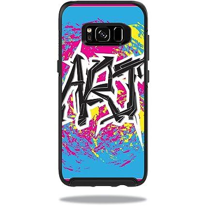 best service 4e6d7 cfccb Amazon.com: MightySkins Skin for OtterBox Symmetry Samsung Galaxy S8 ...