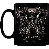 Guns N' Roses Skeleton Tasse schwarz