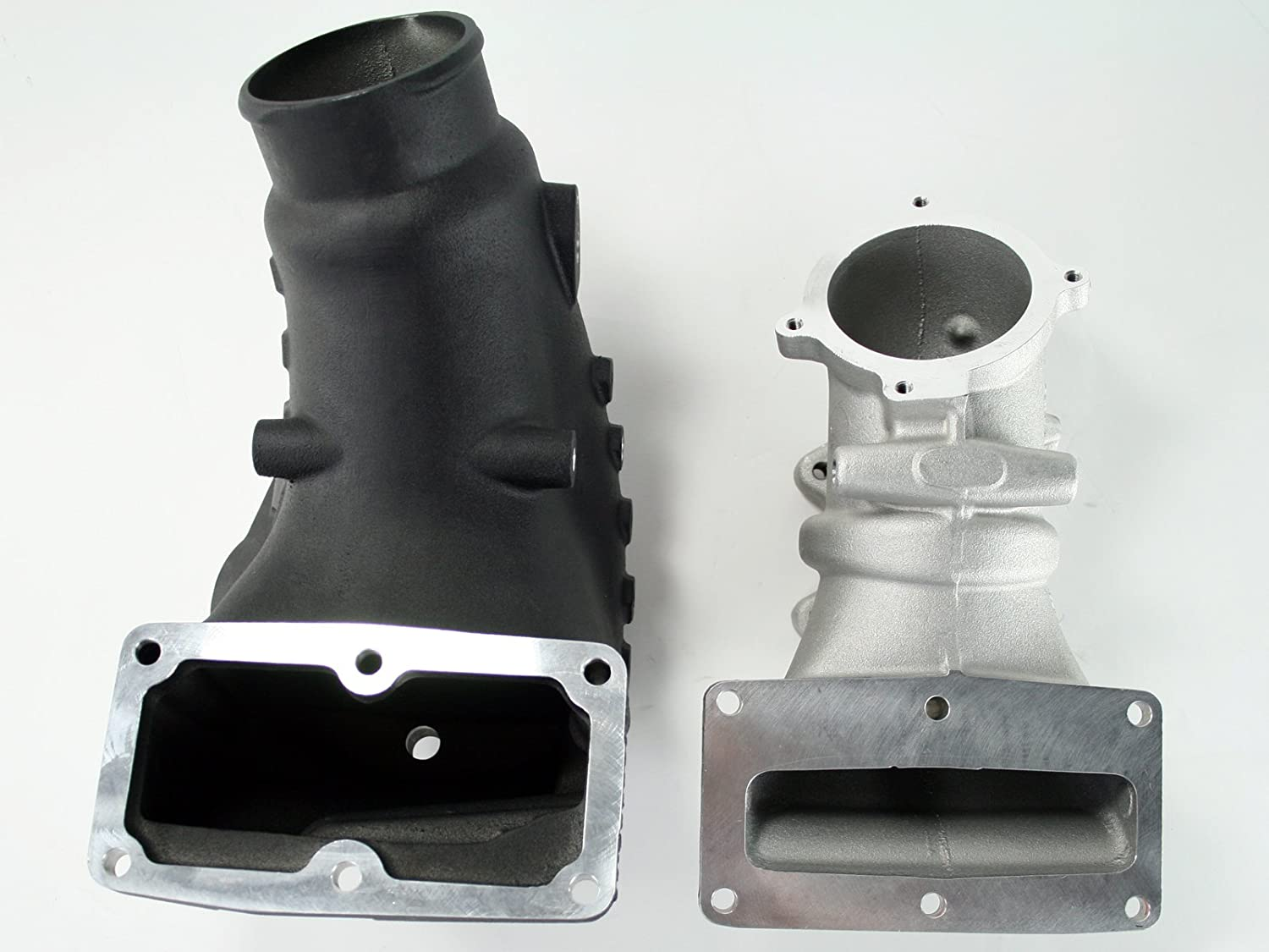 aFe 46-10072 BladeRunner Black Intake Manifold with Race MDV Technology for Dodge Diesel Truck L6-6.7L