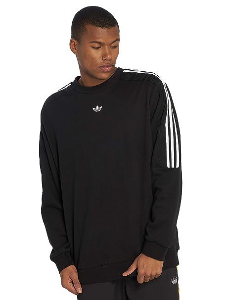 adidas Originals Essential crew neck sweat in white | Mode