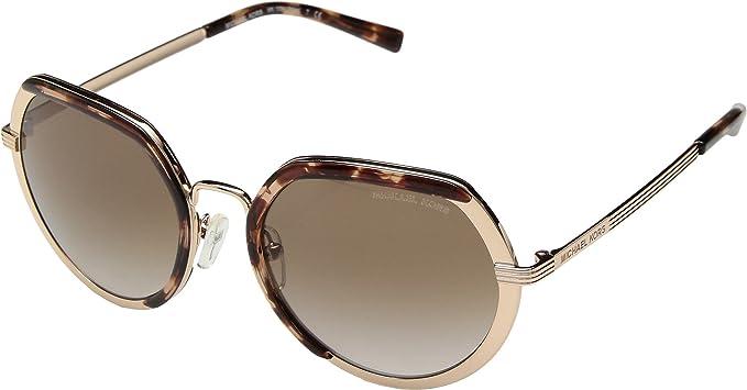 Michael Kors 0MK1034 Gafas de sol, Rose Gold, 53 para Mujer ...
