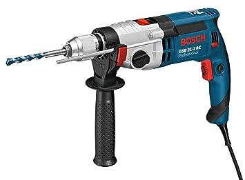 Bosch GSB 21-2 RE - Taladro eléctrico (1100 W, AC, 2900 g): Amazon.es: Bricolaje y herramientas