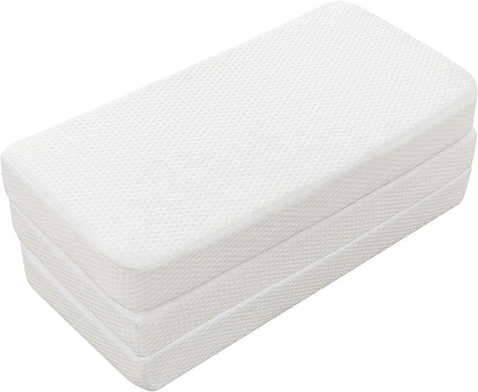 Dreamcountry Foldable Memory Foam Pack 'n' Play Mattress Pad