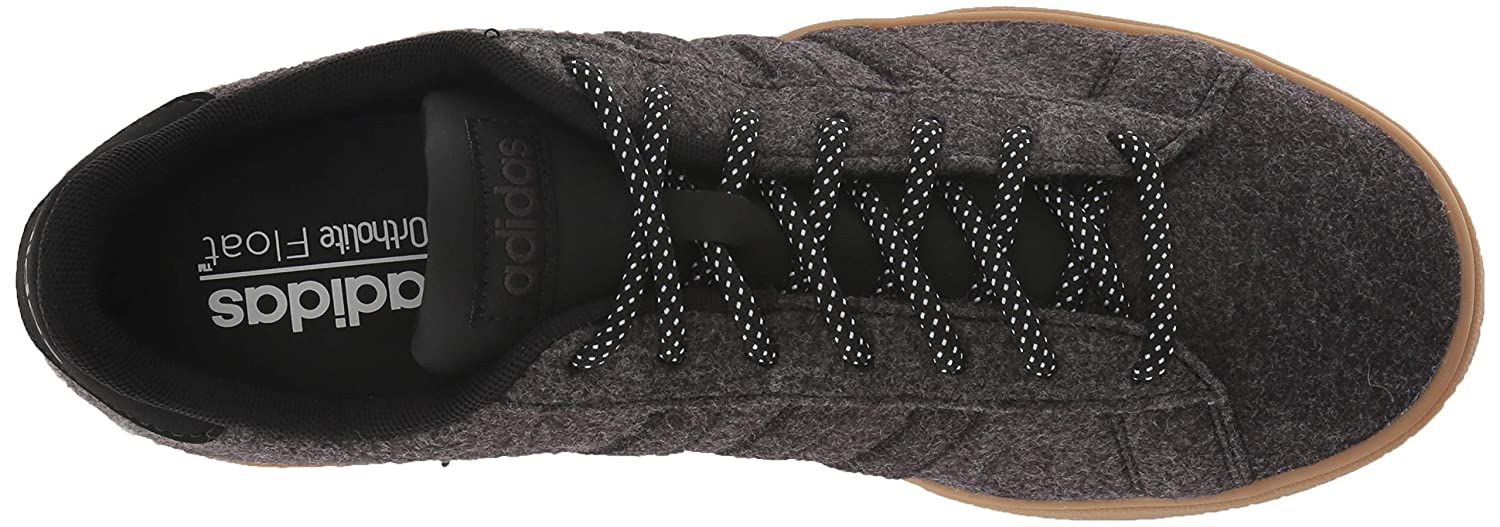 adidas Men's Daily 2.0 Ankle High Canvas Fashion Sneaker