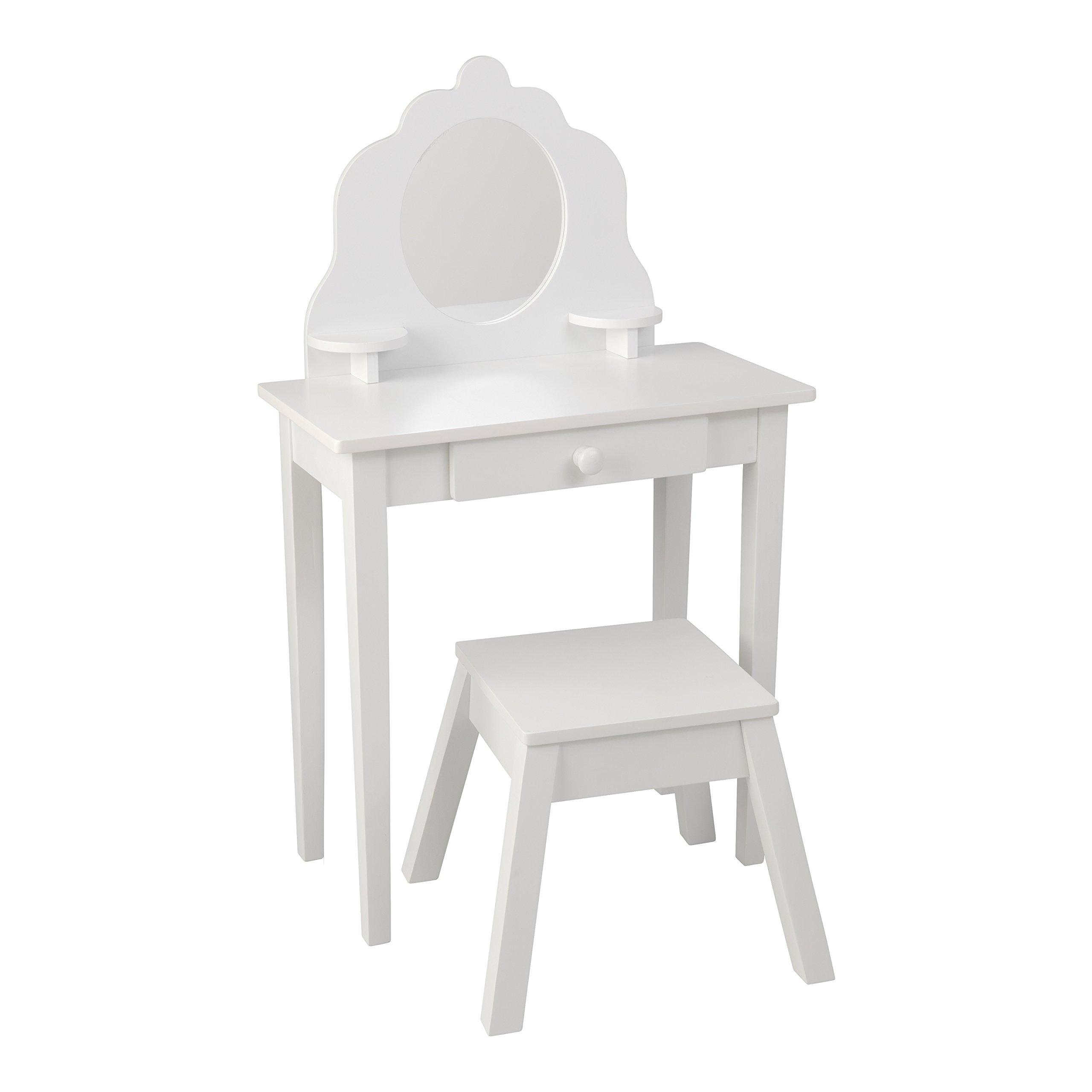 KidKraft Medium Diva Table & Stool